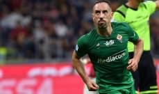 ريبيري قد يرحل عن فيورنتينا نهاية الموسم