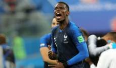شيرر: بوغبا سعيد مع فرنسا وخائف مع مانشستر يونايتد