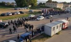 تعرّض جماهير اجاكسيو لحافلة لوهافر يؤجل مباراتهما بالدوري الفرنسي