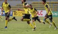 الدوري المصري: حرس الحدود يعود من بعيد ويفرض التعادل على وادي دجلة