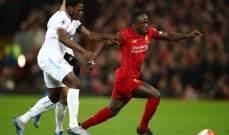 علامات لاعبي مباراة ليفربول - ويست هام يونايتد