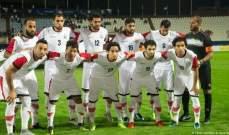 التصفيات الآسيوية المزدوجة: اليمن يتعادل أمام سنغافورة