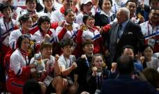 آسياد 2018: سيارات ومنازل لأبطال كوريا الشمالية المنفتحين