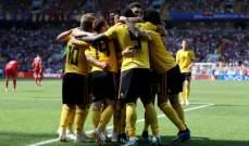 لوكاكو يتقاسم صدارة الهدافين مع رونالدو