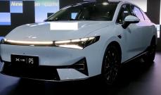 شركة Xpeng تكشف عن سيارة كهربائية جديدة