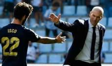 ريال مدريد يطلب 55 مليون يورو للتخلي عن ايسكو