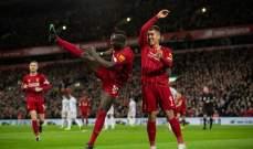ليفربول المثالي يقترب من تحقيق رقم قياسي غير مسبوق