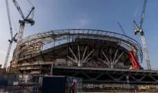 توتنهام سيبقى في ملعب ويمبلي حتى بداية العام الجديد