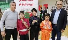كأس لبنان  في الأساليب لاتحاد الكونغ فو : اللقب لنادي الانطوني- بعبدا