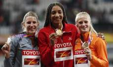 المانيا تخسر كارولين شايفر في بطولة العالم