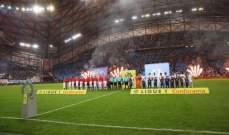 الشرطة تمنع جماهير باريس سان جيرمان من التواجد في ملعب مارسيليا