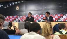 اولى تصريحات مدافع ريال مدريد الجديد
