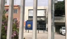الشرطة انتهت من تفتيش مكاتب برشلونة