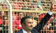 الصقال يزور منتخب لبنان لكرة القدم في الامارات