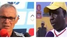 مدرب مصر:لن نتنازل عن حلم المونديال.مدرب تشاد: الظروف عاكستنا
