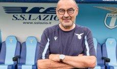 المدير الرياضي للاتسيو: التعاقد مع ساري نقلة نوعيّة للفريق