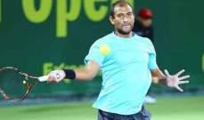 محمد صفوت الى ربع نهائي بطولة براتيسلافا للتنس