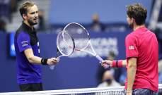 بطولة اميركا المفتوحة: تيم يصل الى النهائي بعد تخطيه ميدفيديف
