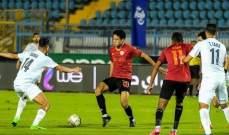 الدوري المصري: بيراميدز يحقق فوزه الاول على حساب سيراميكا
