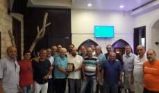 اللبناني ريكاردو ملص سادس ببطولة العالم للباك غامون