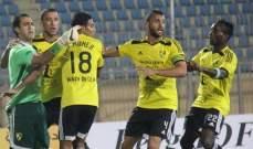 الجونة المصري يضم اللاعب رمزي صالح