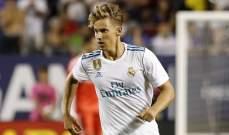 مدير اعمال يورينتي لا يستبعد انتقال اللاعب الى اتلتيكو مدريد