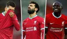 الدريدج: ثلاثي ليفربول يستحقون الانتقادات
