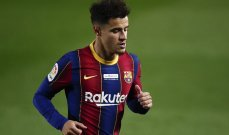 برشلونة يريد 20 مليوناً للتخلي عن كوتينيو