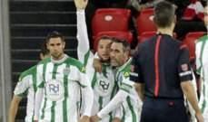 الجزائري جيلاس يقود قرطبة لأول فوز بالدوري الإسباني منذ 1972