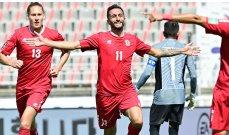 لبنان يتصدر المجموعة الثامنة من التصفيات المزدوجة بفوز على سريلانكا