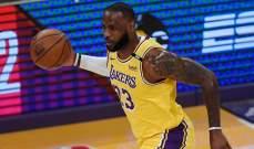 NBA : فوز ممفيس وليكرز