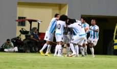 الدوري المصري : بيراميدز يتخطى بيتروجيت وتستمر الملاحقة