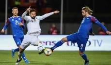 تقييم اداء لاعبي مباراة إيسلندا - فرنسا