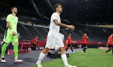 سيبايوس يضع المنتخب الاسباني الاولمبي في موقف محرج