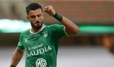 الإصابة تبعد عمر السومة عن معسكر المنتخب السوري في دبي