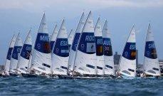 اولمبياد طوكيو: تأجيل سباقات القوارب الشراعية
