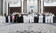 استقبال اماراتي رسمي لرعاة الاولمبياد الخاص للالعاب العالمية