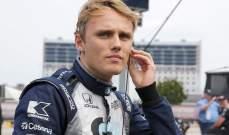 شيلتون: لا اعتقد ان بيريز سيبقى في الفورمولا 1