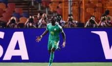امم افريقيا: السنغال الى ربع النهائي وماني يهدر مجددا