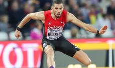 استبعاد العداء كريم حسين عن أولمبياد طوكيو بسبب المنشطات