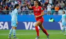 مونديال السيدات 2019: أليكس مورغان وجه المنتخب الأميركي والكرة النسائية