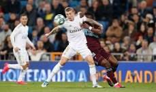 سيلتا فيغو يعرقل ريال مدريد في معقله وبين جماهيره