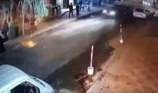 مشجع جزائري يتسبب بمقتل امراة واصابة طفلة