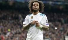 مارسيلو أساسيا في ريال مدريد