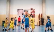 انطلاقة مميزة لدورة انطوان غريب في كرة السلة بمشاركة كبيرة للفئات العمرية