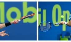 منافسة  فرنسية ـــ روسية على لقب بطولة قطر اكسون موبيل للتنس