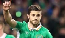 لونغ يغيب عن ايرلندا أمام ويلز