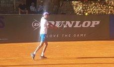 انطلاق دورة نادي برمانا في التنس