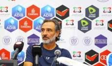 النصر الاماراتي يُعفي المدرب الايطالي برانديلي من مهمته