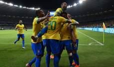 تقييم اداء لاعبي مباراة البرازيل والأرجنتين